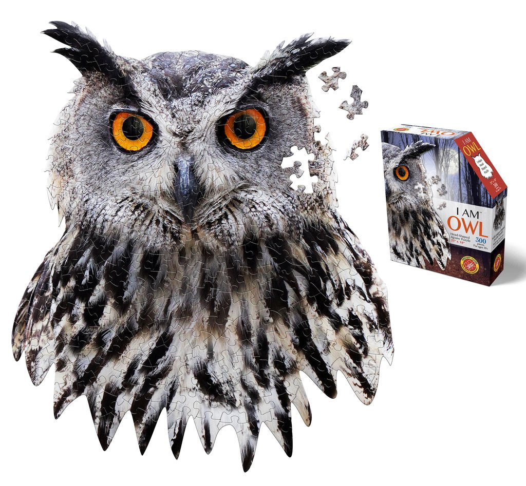 I Am Owl 300 Pieces