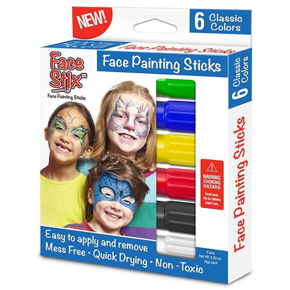 Face Sitx Face Painting Sticks