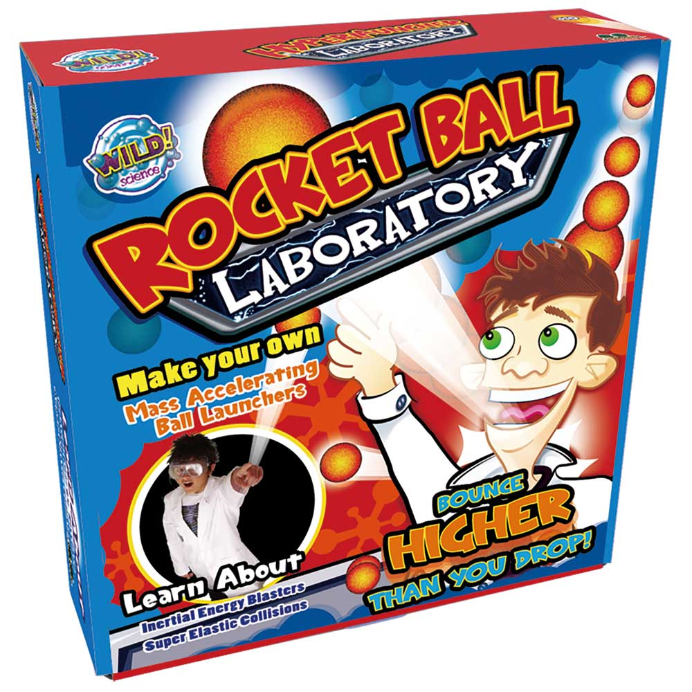 rocket ball lab
