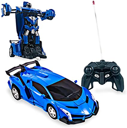 Automotion Robot RC Car Blue