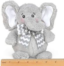 Bearington Baby stuffed elephant