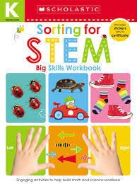 Sorting for Stem Big Skill Workbook