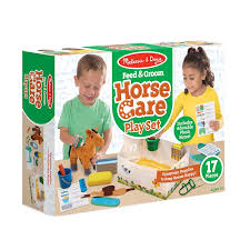 Feed & Groom Horse Care Play Se