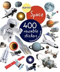 Eyelike Space Stickers