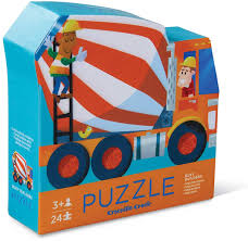 Busy Builders Puzzle