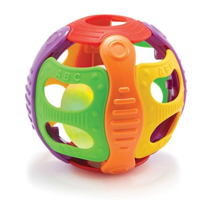 Lights 'n Sounds Rattle Ball