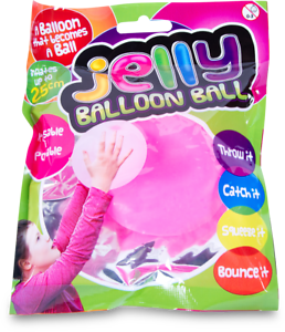 Jelly Balloon Ball