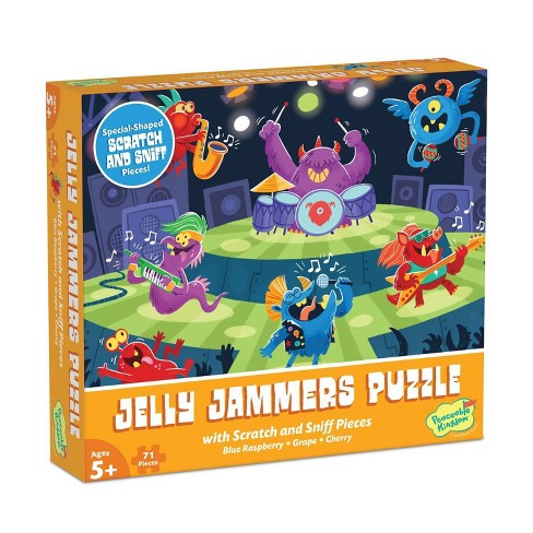 Jelly Jammers Puzzle