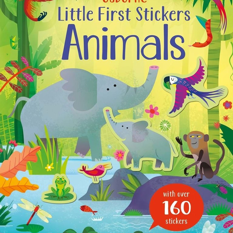 Little Stickers Animals