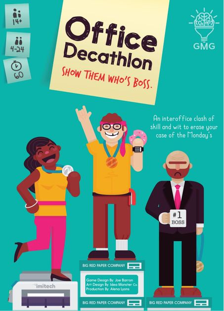 Office Decathlon