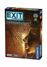The Exit Game Pharaoh's Tomb