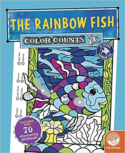 Color Counts Jr. Rainbow Fish