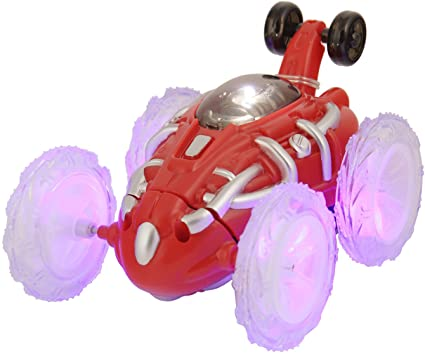 Flipo Stunt Car: Red