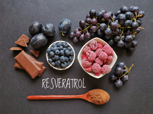 RESVERATROL - The free-radical fighter