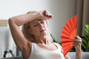 HAVE YOU GOT THE MENOPAUSAL BLUES?