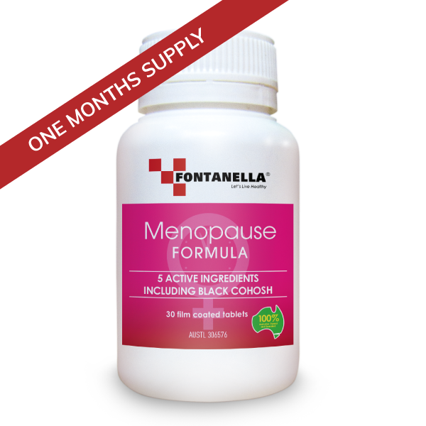 Menopause Formula – 1 Months Supply + FREE Delivery