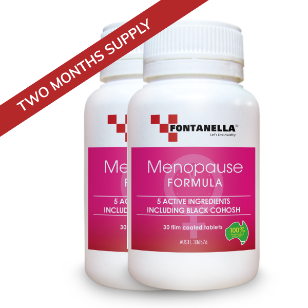 Menopause Formula – 2 Months Supply + FREE Delivery