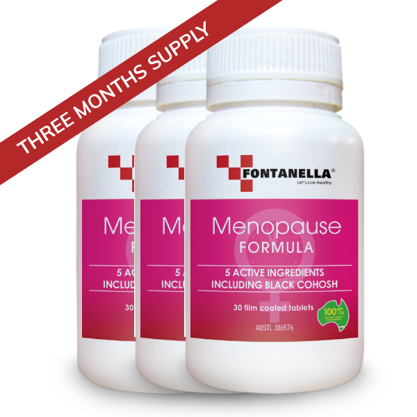 Menopause Formula – 3 Months Supply + FREE Delivery