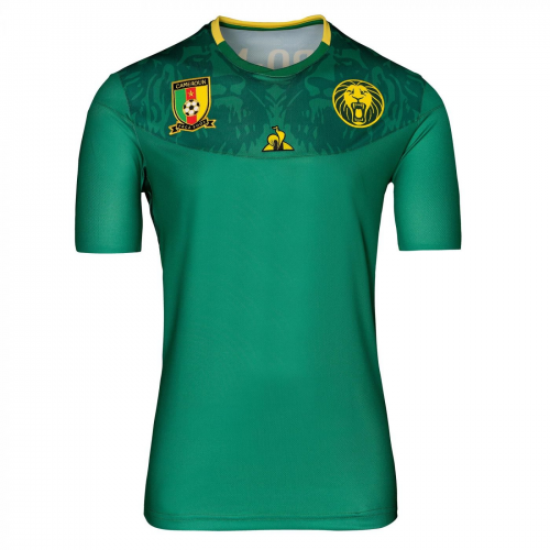 Cameroon 2019 Africa Cup Home Soccer Jersey Shirt Jersey Usa Br