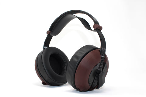 head(amame) headphones - assembled