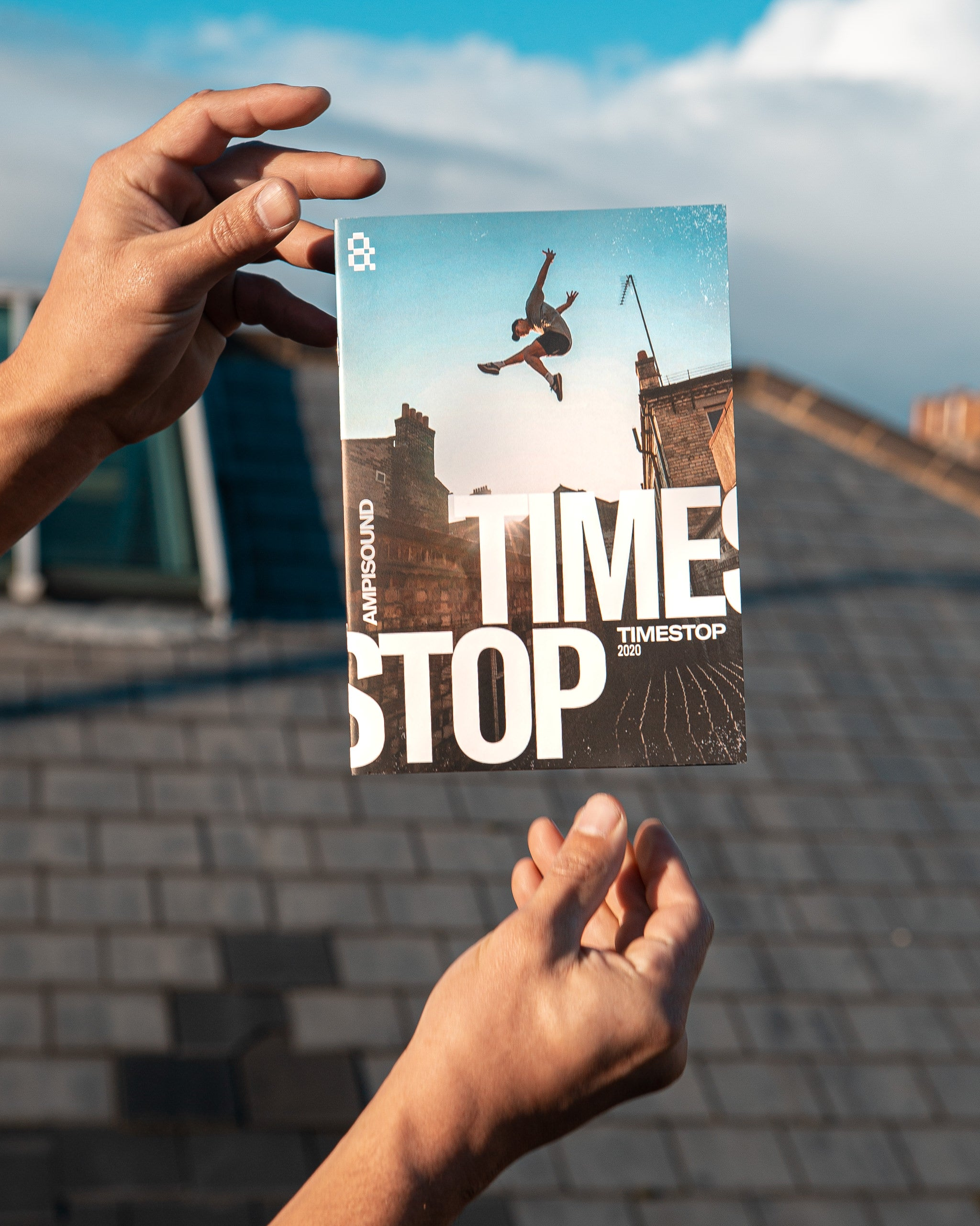 TIMESTOP // Photo Zine