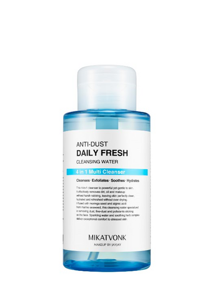 Anti-dust Daily Fresh Cleansing Water
