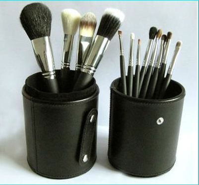 Complete 12 piece Makeup Brush Set