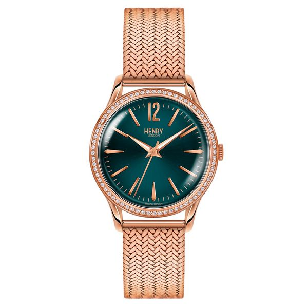 Montre Femme Henry London HL34-SM-0204 (34 mm)