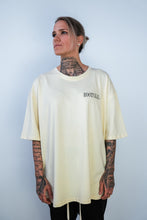 Load image into Gallery viewer, FEAR OVERSIZED T-SHIRT - VANILLA