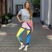Load image into Gallery viewer, STRIPED MOM Leggings