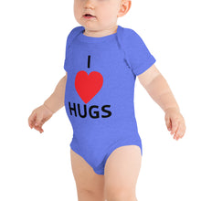 Load image into Gallery viewer, Baby bodysuit - I love hugs