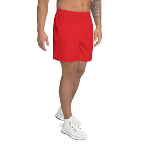 DAG Gear Athletic Long Shorts Red