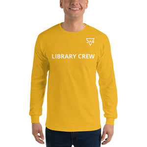 DAG Gear Long Sleeve Shirt Library Crew
