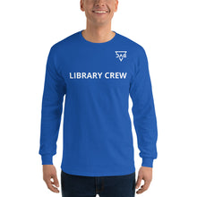 Load image into Gallery viewer, DAG Gear Long Sleeve Shirt Library Crew