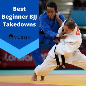 TOP 5 BJJ TAKEDOWNS TO LEARN | JIU-JITSU BASICS