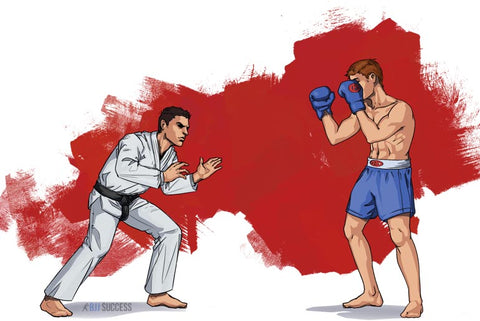 bjj white belt tips