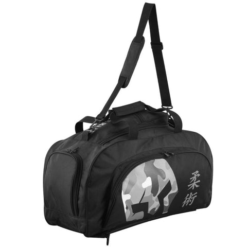 VERUS Gym Bag | Convertible Gym Duffle Backpack