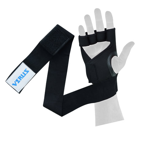 NEW Weightlifting Gel Wrap Neoprene Gloves