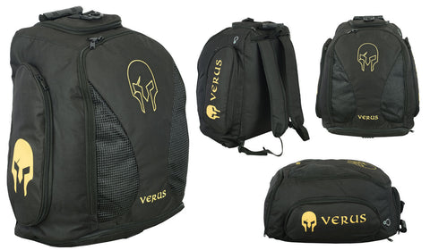 VERUS Adjustable Double Shoulder Sports Carry Backpack
