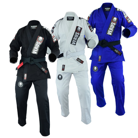 "NEW ""Gladius II"" BJJ GI MMA Grappling Uniform No GI Wear"