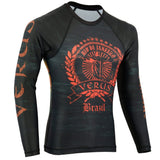 rash guard long sleeve