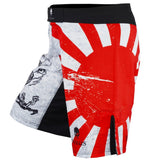 VERUS White/Dragon Adult MMA Grappling Shorts