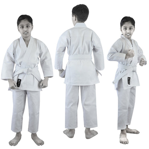 youth karate suit