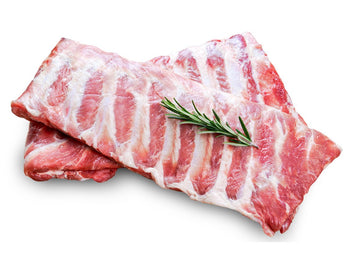 American Style Ribs 100g