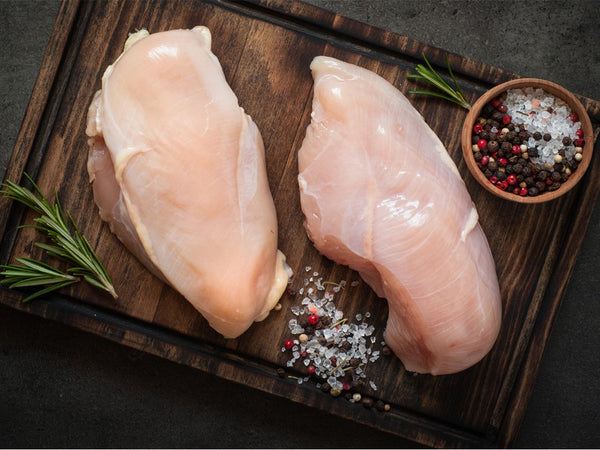 Chicken Breast Fillets 100g