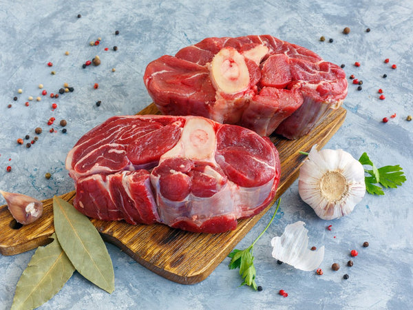 Beef Osso Bucco 100g