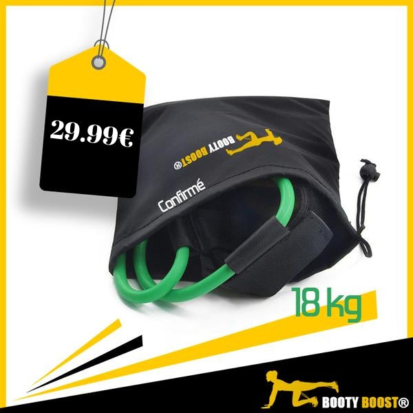 Cinturon fitness BOOTY BOOST®