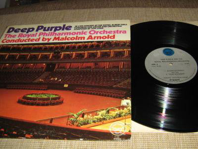 Deep Purple - The Royal Philharmonic Orchestra (VINYL SECOND-HAND)
