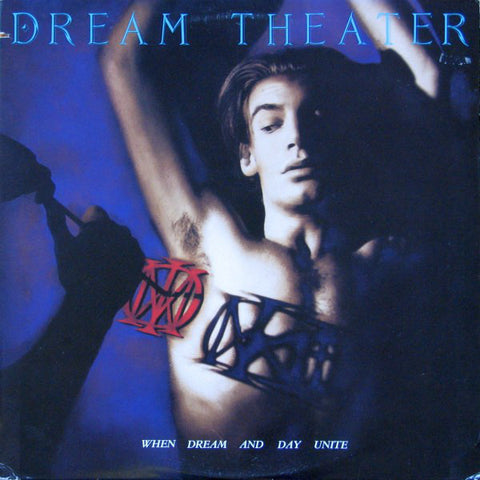 Dream Theater - When Dream And Day Unite (VINYL)
