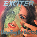Exciter - Unveiling the Wicked EP (VINYL SECOND-HAND)
